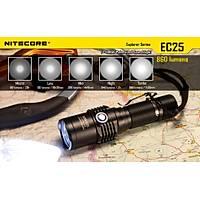 Nitecore EC25 Cobra 860 Lumens