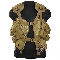 Usa Tactical Load Bearing Multi Camo Vest