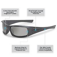 ESS 5B - Gray Frame Mirrored Gray Lenses
