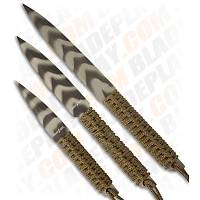 Perfect Point Tactical Throwing Knives