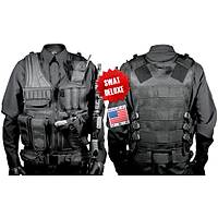 SWAT DELUXE TACTICAL VEST