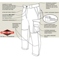 Tru-Spec 24-7 Series Tactical Pants Cream