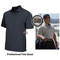 5.11 Tactical - Professional Polo Black