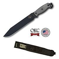 Ontario Ranger Knives RD-9 Black Micarta 9418BM