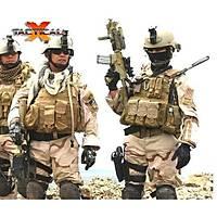 Us Combat Strike Plate Carrier Vest Coyote Brown