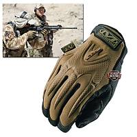 Tactical M-pact Coyote Gloves