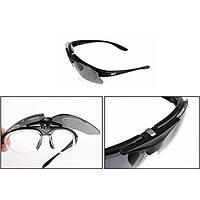 Tactical Pilot Shooting Glasses