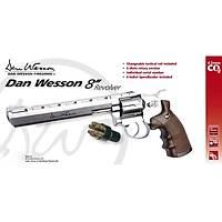 ASG Dan Wesson 8 revolver Silver 4,5 mm havalý tabanca