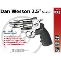 ASG Dan Wesson 2,5 revolver 4,5 mm havalý tabanca