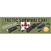 Multi-Function Tactical Survival Torch Konus light