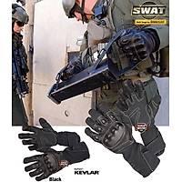 Swat Tactical Dupont Kevlar Gloves Darbe Korumalý Tactical Eldiven