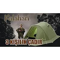 Kalahari Tents 3 Kiþilik Çadýr