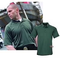 TACTÝCAL PERFORMANCE POLO SHORT GREEN
