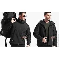 Us SoftShell Tactical Fleece Jacket