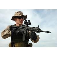 Us Combat Bonie Hat Desert Camo