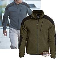 Tactical Full Zip Tactical Sweater