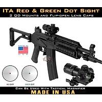 Us Tactical Red/Green Dot