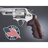Us S&W  N Sq. Butt Pau Ferro