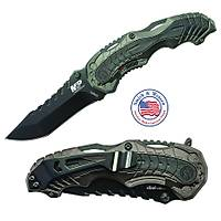 Smith & Wesson Military & Police M.A.G.I.C. Assisted Green