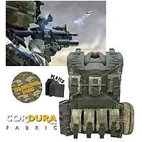 Military Nano Plates Vest