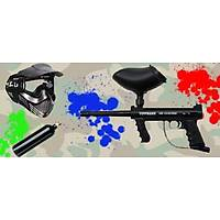 TIPPMANN CUSTOM 98 PAINBALL SÝLAHI (SET)
