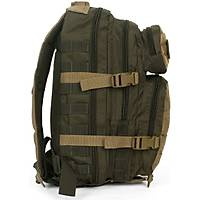 US Assault Pack Backpack Ranger Green/Coyote 45 Litre