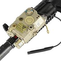 PEQ LA-5C UHP Green and IR Laser Tactical Light
