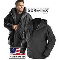 Goretex Tactical Parka Siyah