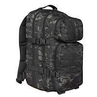 Us Assault Pack MultiCam Black 24 Litre