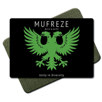 Mufreze Airsoft Tactic Metal Patch
