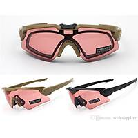 Us Tactical Combo Set Balistik Gözlük