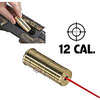 12 CAL. Red Laser Bore Sighter