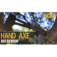 SOG HAND AXE