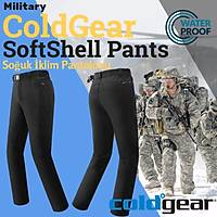 Military ColdGear SoftShell Pants Soðuk Ýklim Pantolonu