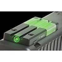FT Bullseye Green Micro Optic Pistol Sight GLOCK
