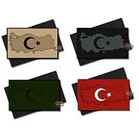Kumaþ Baský Türkiye Haritasý Armalarý
