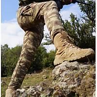 Kamuflaj Tactical Likra Kumaþ Pantalon