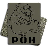 Pöh Tactical Metal Patch