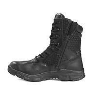 US Bates 8 Side Zip Boot