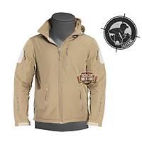 Khaki Softshell Ceket