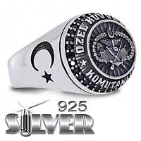 Özel Kuvvetler Yüzüðü Silver 925
