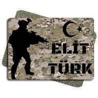 Elit Türk Tactical Metal Patch
