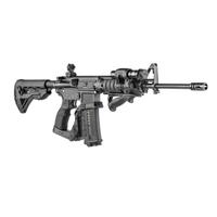 FAB Savunma AR-15/M4/M-16 Hýzlý Podyum Bipod + Tabanca Kavrama