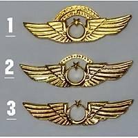 Metal Pilot Broveleri Sarý