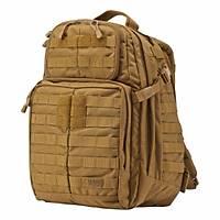 5.11 Tactical RUSH 24 Backpack Kahve