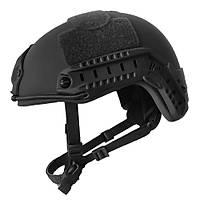 FAST Helmet Ballistic Level IIIA Black
