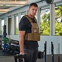 Us Original Fitness Tactical Vest Aðýrlýklý Taktik Yelek