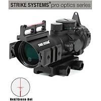Us Tactical Strike 4x32 Scope Fibreoptics