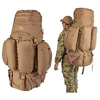 Us Tactical Professional Backpack Coyote Brown