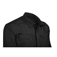 Özel Tasarým Taktik Gömlek Siyah